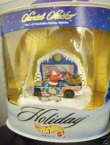 Holiday Hot Wheels Santas Stocker Series 4 No.1 of 3