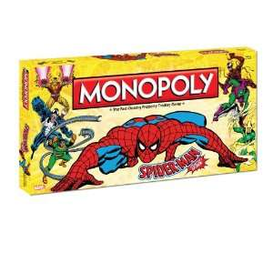 Monopoly: Spider Man Collector?s Edition: Toys & Games