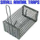 Animal live trap catch alive Survival Easy use mouse rabbit bird snare