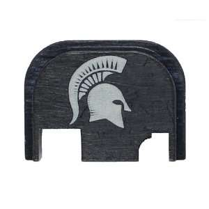 Molon Labe Spartan Helmet Rear Slide Cover Plate for Glock