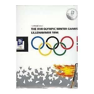 The Official Book of the XVII Olympic Winter Games
