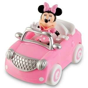 Disney Exclusive Mickey Mouse Clubhouse Minnies Car Toys & Games