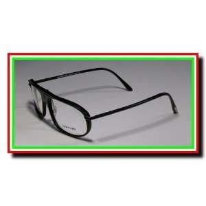 5047 55 14 135 BLACK FULL RIM PLASTIC VISION RX ABLE PRESCRIPTION HIGH