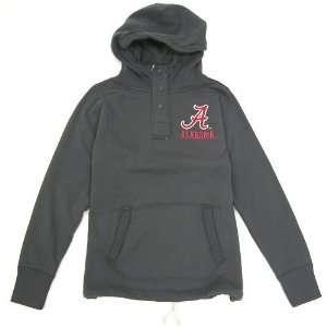 Alabama Crimson Tide Charcoal Velocity Hooded Sweatshirt