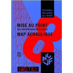 mise au point des installations aérauliques t.8 ; map