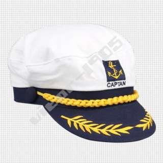 captain navy marine sailor hat cap party