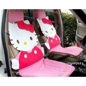 REALLY Sanrio Hello Kitty Seat Cover 1PC by H M Shop Toys & Games