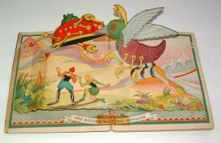 1935 BUCK ROGERS POP UP BOOK