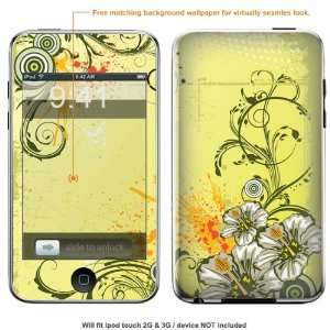 Sticker for Ipod Touch 2G 3G Case cover ipodtch3G 241 Electronics