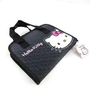 Malette pen Hello Kitty black pink.