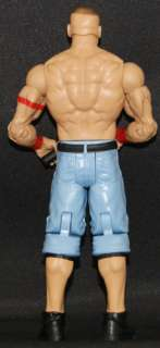 THE ROCK & JOHN CENA   WWE BATTLE PACKS 15 MATTEL TOY WRESTLING ACTION