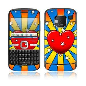 Have a Lovely Day Design Decorative Skin Cover Decal Sticker for Nokia