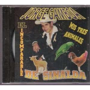 Jorge Gamboa El Incomparable Gamboa Jorge, Jorge. Jorge Gamboa