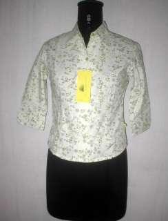 New Floral Print fashion womens shirt blouse top size M L XL 2XL LR44