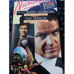 Little Shop of Horrors/Terror Box Set [VHS] Jack