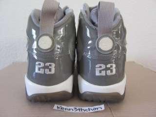 2002 Nike Air Jordan Retro IX 9 Cool Grey Sz 12 iii iv v viii xi 01