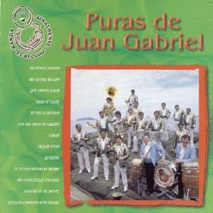Puras De Juan Gabriel Banda Sinaloense El Recodo Music