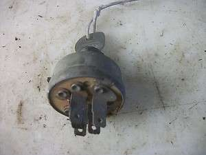 MASSEY FERGUSON 10 KEY SWITCH