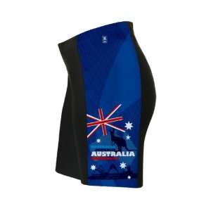 Australia Kangoo Triathlon Shorts for Women Sports