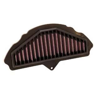 FLOW PERFORMANCE AIR FILTER KA 1008R RACE 08 10 KAWASAKI NINJA ZX 10R