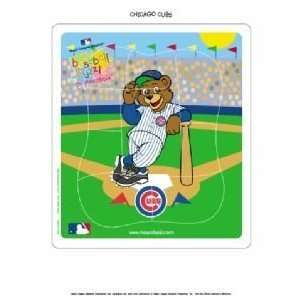 Chicago Cubs Kids/Childrens Team Mascot Puzzle MLB