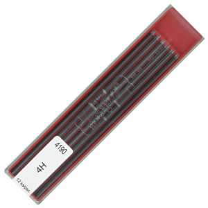 Koh i noor 4190 4H 2.0 mm Graphite Leads for Technical Drawing and