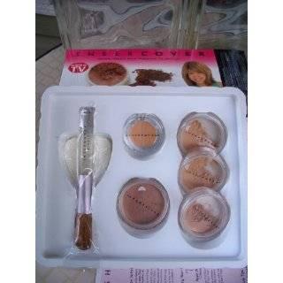 Sheer Cover Mineral Makeup Kit for Light / Medium