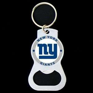 NFL Bottle Opener Key Ring   New York Giants Sports