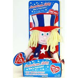 Grasshopper American Abby Sings God Bless America Toys & Games