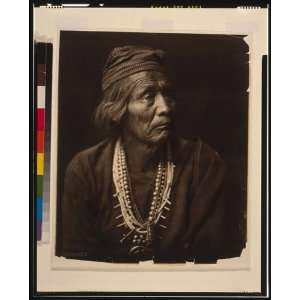 Nesjaja Hatali,Navaho,Navajo,Medicine Man,Indian,c1904: Home & Kitchen