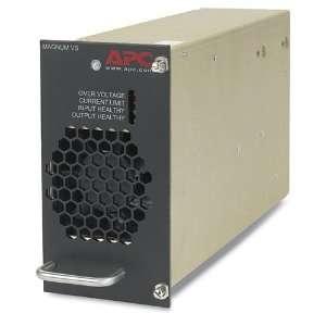 APC DC Rectifier, 500 Watt, 54VDC, Wide Input, Full Signals, Black  Sp