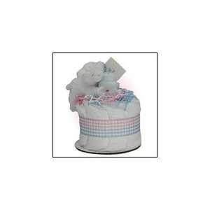 Lil Precious Lamb Diaper Cupcake Baby