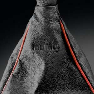 Profile Shift Boot Short black with Red Piping Automotive