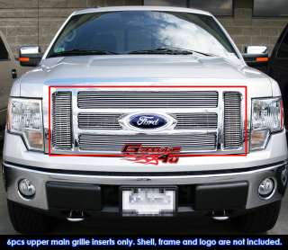 09 11 2011 Ford F 150 Lariat/King Ranch Billet Grille