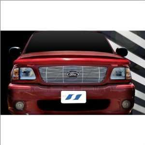 SES Trims Chrome Billet Upper Grille 99 02 Ford Expedition Automotive