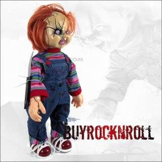 Bride of Chucky 26 Animated Talking Chucky Doll (24)