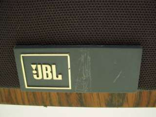 VINTAGE JBL SPEAKERS L20 t3 AUDIOPHILE JBL BOOKSHELF SPEAKERS WALNUT