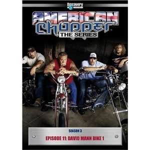 American Chopper Season 3   Episode 11 David Mann Bike 1 Movies & TV