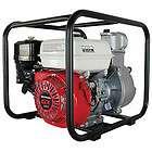High Pressure Transfer Water Pump   6.5 HP   130 GPM   Honda GX