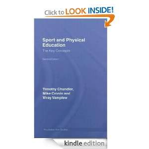 Sport and Physical Education: The Key Concepts, Second Edition