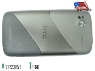 Used Used OEM HTC Sensation 4 G 4G battery Door Backdoor Cover Back