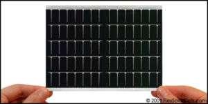 Powerfilm® MPT6 150 Flexible Solar Panel Cell 6v 100mA