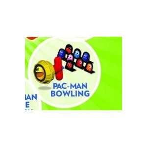Wendys Kids Meal Pac Man Bowling Game 2011 Everything