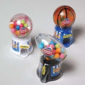 Double Bubble Sports Ball Gum Case Pack 72   273101 Patio