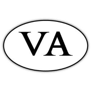 VA Holy See Vatican City State car bumper sticker decal 5