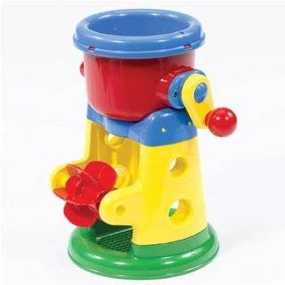 American Plastic Toy Sand and Water Wheel Toys & Games
