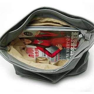 Womens Genuine Leather bags Handbags Tote Shoulder bag Purses
