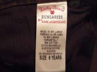 LUCKY BRAND Boot Cut STRETCH Corduroy Pants ~Flap Pocket~ sz Girls 8