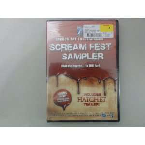 Anchor Bay Entertainment Scream Fest Sampler: Movies & TV