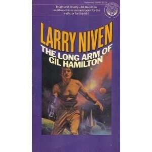 Long Arm Gil Hamilton (9780345300508) Larry Niven Books